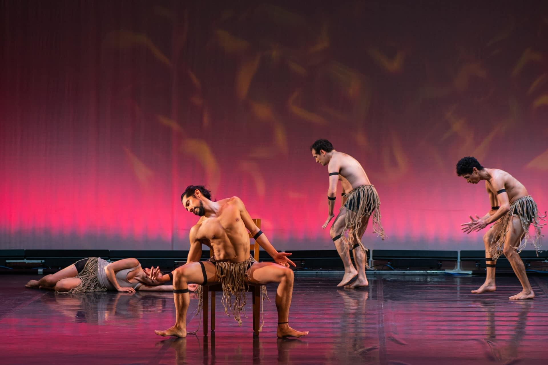 ballet Jörgen Creations in Isolation